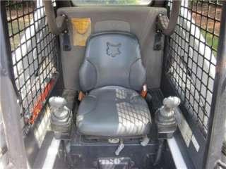 BOBCAT S185, 556 HRS, PILOT CONTROLS, ELECTRONIC SECURITY SYSTEM