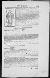 1574 Munster Antique Print King Ferdinand III, Spain