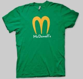 McDowells COMING TO AMERICA Funny Eddie Murphy T Shirt