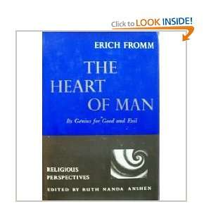 The Heart of Man: Its Genius for Good and Evil (Religious Perspectives