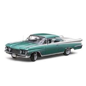 1959 Oldsmobile 98 Hard Top Green Emerald Mist Poly