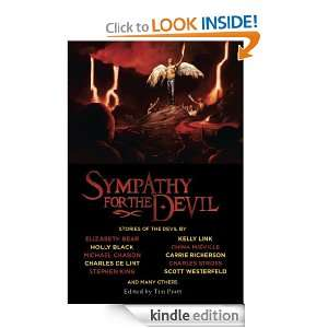 Sympathy for the Devil: Tim Pratt, Michael Chabon, Holly Black, Kelly