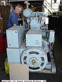 Cummins Turbo Diesel 6Cyl 250 hp 262 amps@480v