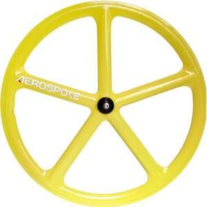 Aerospoke Yellow Front:  Sports & Outdoors