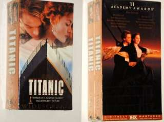 (Widescreen Edition) Gold Box DiCAPRIO & WINSLET 097363348122