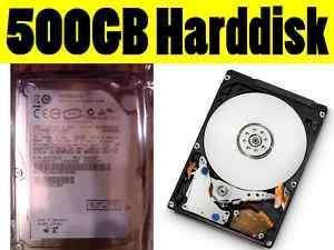 500GB HITACHI SATAII 2.5 Laptop PS3 Hard Drive HD HDD