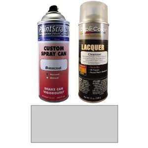 12.5 Oz. Vogue Silver Metallic Spray Can Paint Kit for