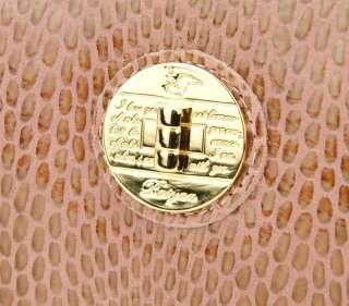 Women Fashion Genuine Leather Snake Wallet Wrist Coin Bag Zipper Purse