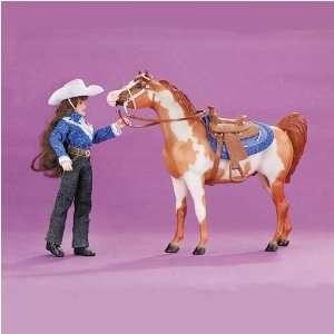 Breyer Horses Western Riding Gift Set   Classics   RETIRED