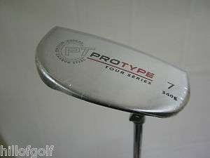 2012 ODYSSEY PROTYPE TOUR SERIES #7 PUTTER 35 INCHESNEVER DISPLAYED