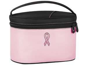 Thermos Breast Cancer Pink Ribbon Lunch Cooler Box Tote 041205625063