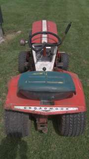 Simplicity 717 Broadmoor Garden Tractor B&S 11.5HP Engine Riding Mower