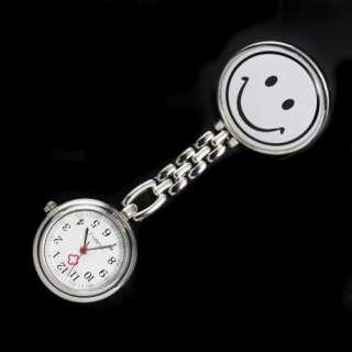 Wholesales Promotional Fashion Brand New Smile Face Nurse Watch WIZ