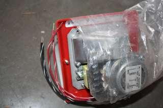 EST EDWARDS 757 7A RS70 RED FIRE ALARM SPEAKER STROBE