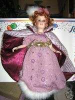 VANESSA TREASURES 2003 SERIES PORCELAIN DOLL COLLECTION