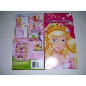 30 Princess Jeweliette Clitter Valentines Day Cards With