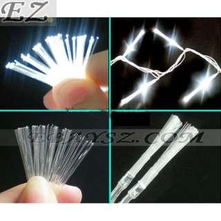 fiber optic lights Fairy Lights strip Christmas white DZ 805