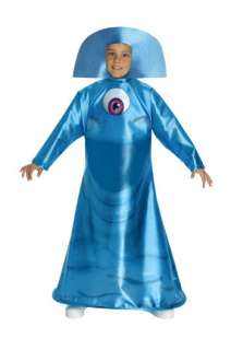 Monsters vs. Aliens Bob Blob Blue Child Costume