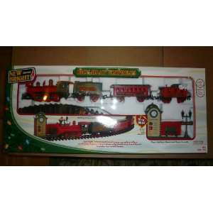 Battery Powered Holiday Express Train w/ Holiday Music