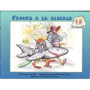 la Alberca, Story Book (Spanish Edition) (9780817281977) Books