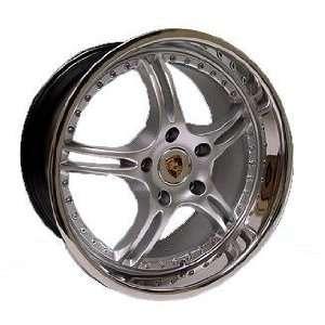 Porsche Cayenne 20 inch Silver Chrome Wheels Rims 1968 1969 1970 1971