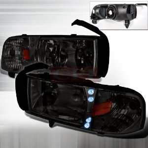 Dodge Dodge Ram 1Pc Led Headlights Performance Conversion