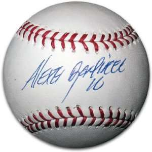 Alexei Ramirez Signed Rawlings MLB Baseball Sports