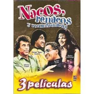: Sasha Montenegro, Jorge Rivero 3 Pack Alfonso Zayas: Movies & TV