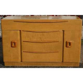 Vintage Heywood Wakefield Credenza Buffet