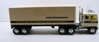 ISSUED ARROW AUTOMOTIVE NYLINT TRACTOR TRAILER SEMI TRUCK |