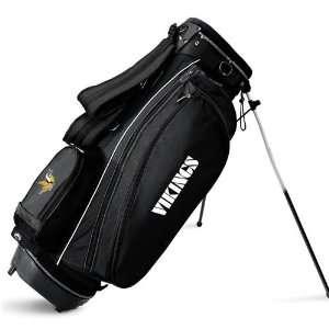 Minnesota Vikings NFL Team Logod Stand Golf Bag by