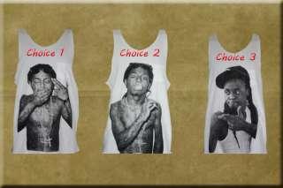 Lil Wayne▲Cash Money▲Tattoo▲Carter Rap Hip Hop Weezy T shirt