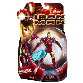 gold iron man Toys & Games