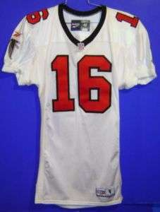 Atlanta Falcons Team Issue #16 NFL Football Jersey
