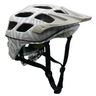 SixSixOne 661 RECON Helmet S/M Mountain Bike Cycling White/Gray New