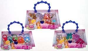 Disney Princess Barbie Doll Shoe Crown Necklace Jewerly