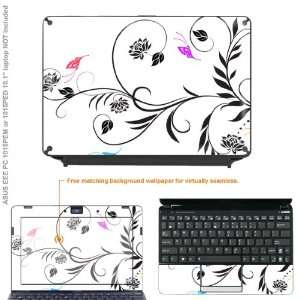skins STICKER for ASUS Eee PC 1015PEM 1015PED case cover EEE1015 71