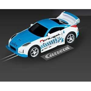 Carrera GO 1/43 Analog Slot Cars   Nissan 350Z N