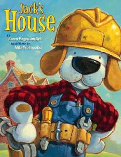 Jacks House by Karen Magnuson Beil, Holiday House, Inc.  Hardcover