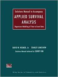 Event Data, (0471249793), David W. Hosmer, Textbooks