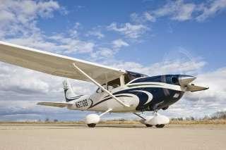 4Ch RC Electric 41 EP Cessna 182 ARF Balsa Airplane