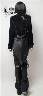 cool fashion jacket coat punk gothic NANA visual kei