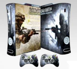 SELLER VINYL DECAL SKIN STICKER XBOX 360 CONTROLLERS CASE COVER