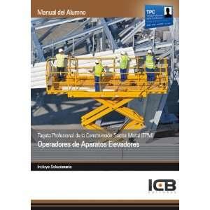operadores de aparatos elevadores (9788490210208): ICB Editores: Books