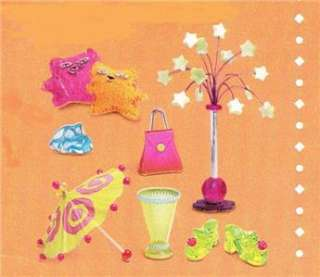 American Girl AG Minis FUNKY LITTLE THINGS 112 Scale Dollhouse