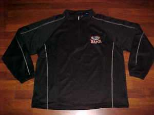 Vesi NCAA Alabama Crimson Tide Black Teamwear Apparel L