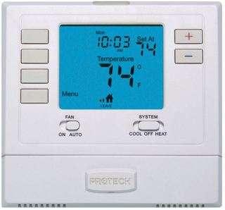 Rheem RUUD Pro1 IAQ T705 Programmable Thermostat   Authorized Dealer