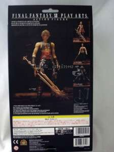 Play Arts Final Fantasy XII 12 Vaan Action Figure Toy