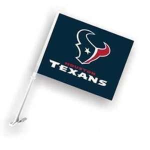 Houston Texans Car/Truck Window Flag