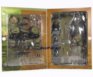 Hot Toys USSOCOM Navy Seal UDT Woodland BDU Ver.